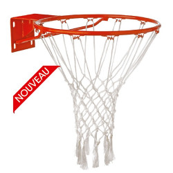 FILET BASKET POLYPROPYLENE TRESSE A FRANGES 6MM DE DIAMETRE