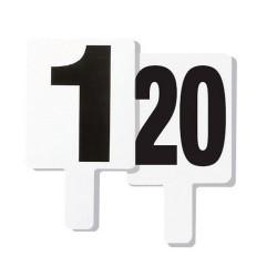 CHANGEMENT DE JOUEURS DE 1 à 20